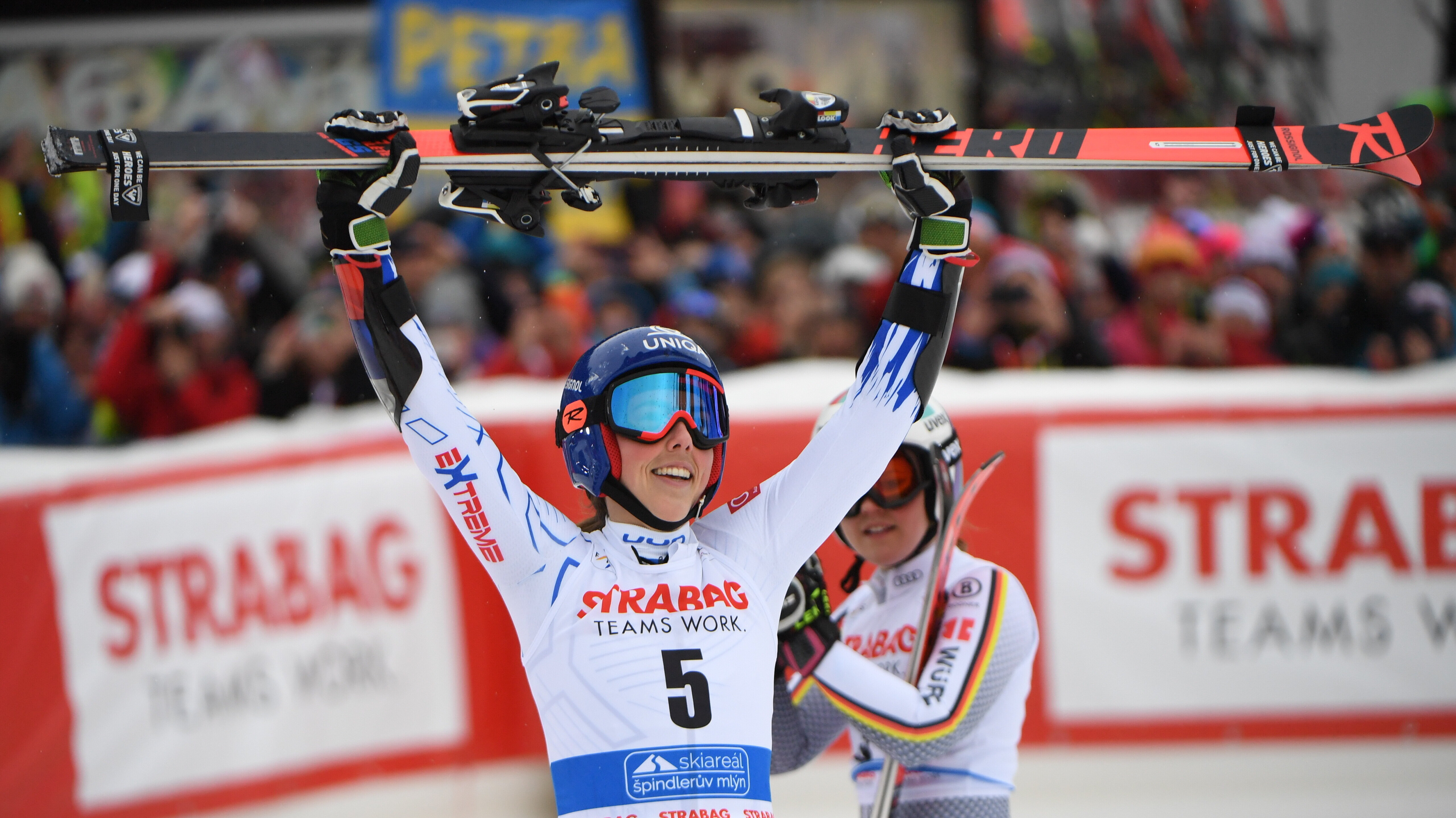 da7f9e35d ONLINE: Obr. slalom, Špindlerov Mlyn - 2. kolo (Vlhová) - Šport SME