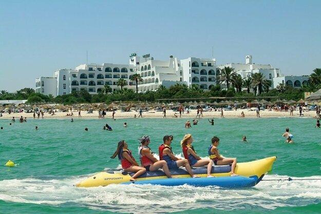 HotelMarhaba Beach 4*, Tunisko