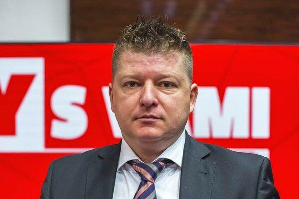 Rastislav Cenký, riaditeľ Inštitútu pre dopravu a hospodárstvo.