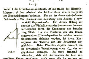 Počas pražského pobytu publikoval rozpravu v prestížnom časopise Annalen der Physik.