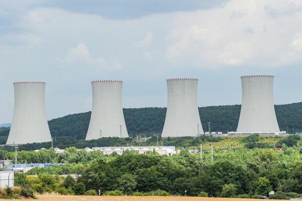 Atómové elektrárne v Mochovciach.