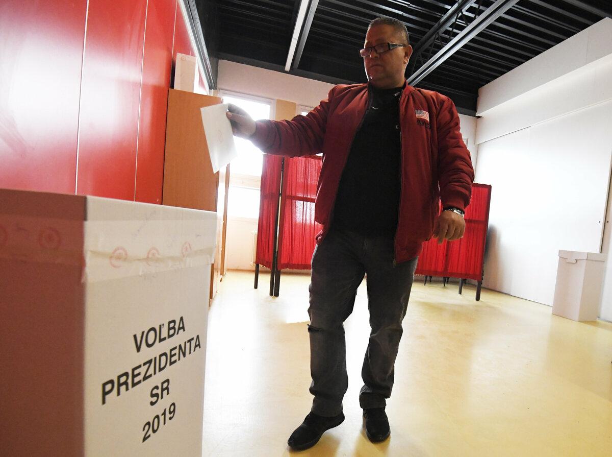 V Košiciach a v okolí je priebeh prezidentských volieb pokojný ... 4add56762cb