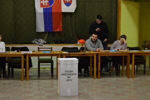 Nová volebná urna.