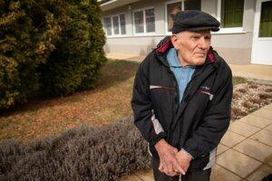 Jozef (92) bol voliť popoludní.