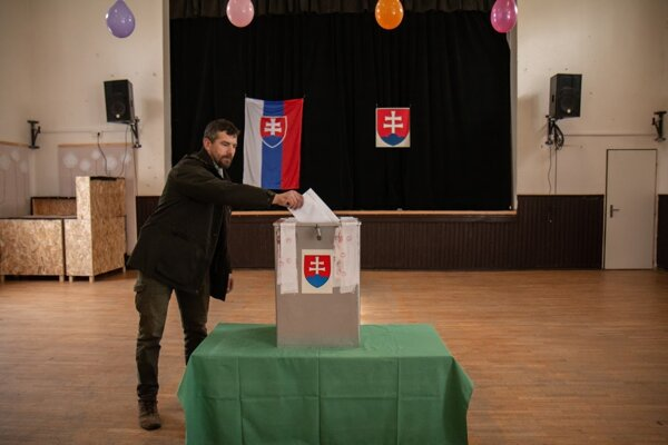 Volič v Starej Kremničke.