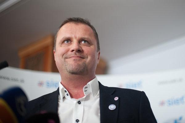 Primátor mesta Martin Andrej Hrnčiar