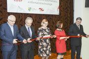 Slávnostné otvorenie prvého odborného centra na Orave.