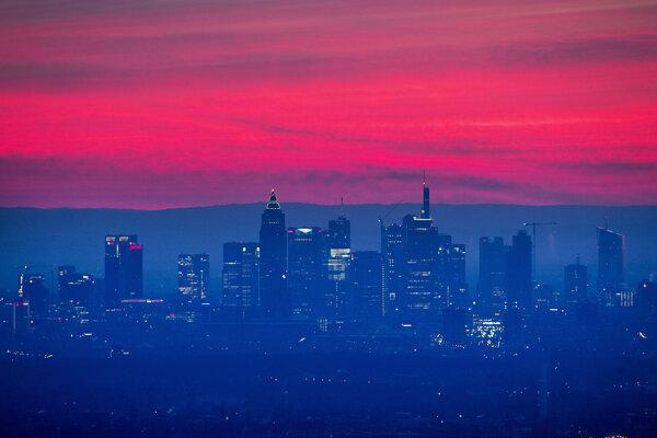 Frankfurt (ilustračné foto).