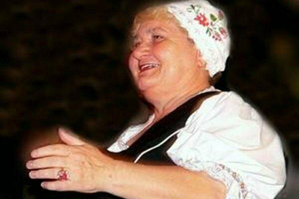 Mária Čokynová