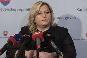 Lenka Praženková.