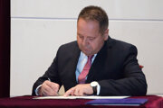Primátor Popradu Anton Danko podniká kroky, aby mesto získalo významné medzinárodné športové podujatie EYOF 2021.