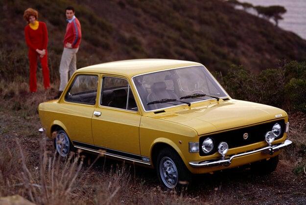 Fiat 128 Rally (1972-1974)