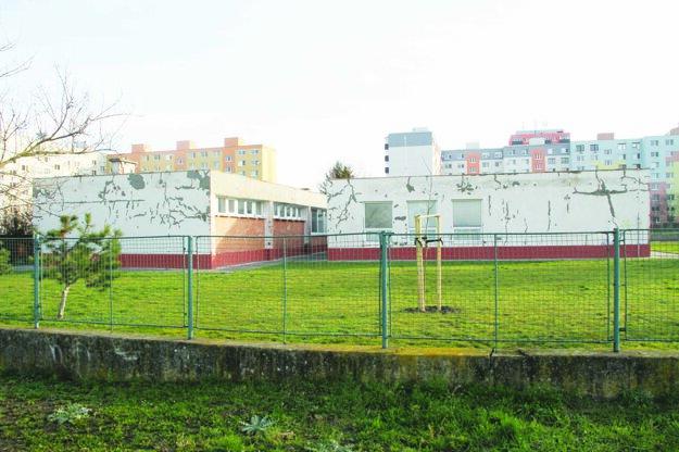 Mesto chce priestory upraviť a rozšíriť na dve triedy.