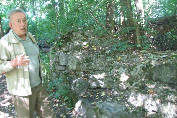 Július Burkovský je dlhoročným ochrancom prírody.