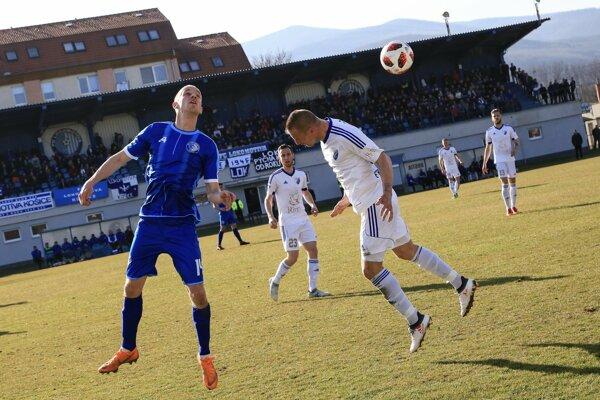 Lokomotíva Košice dokázala v rámci 21. kola II. futbalovej ligy zdolať Poprad.