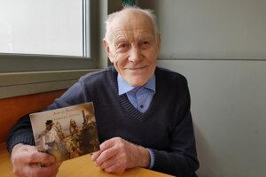 Anton Bendík so svojím novým CD.