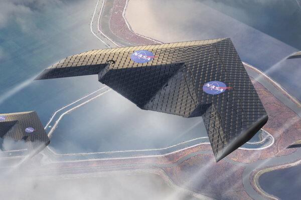 Nový spôsob výroby krídiel lietadiel by mohol umožniť radikálne nové návrhy.