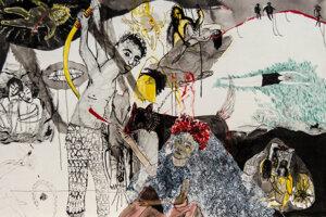 Jedno z diel Mariky Volfovej.