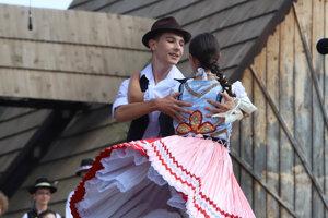 Festival dáva pravidelne priestor domácim kolektívom aj zahraničným Slovákom.