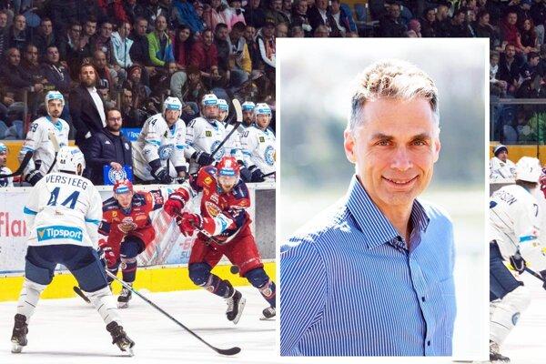 Hokejistom Nitry pomáha v tejto sezóne (od októbra 2018) mentálny tréner Peter Lorko.