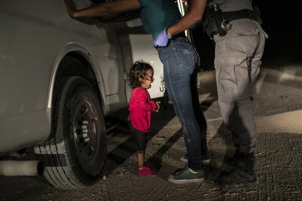Víťazná fotografia World Press Photo.