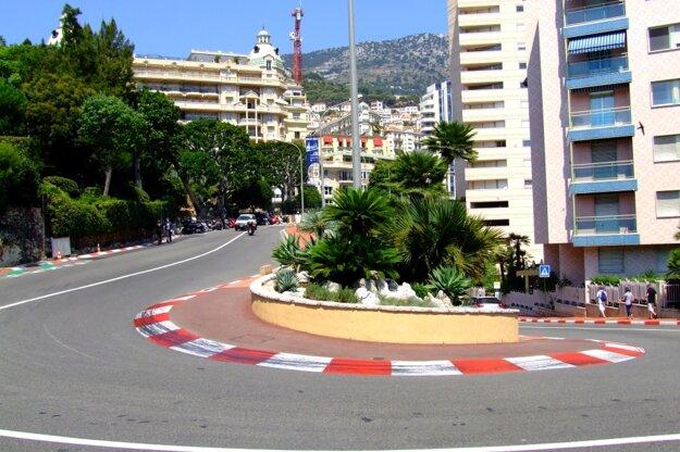 Slávna zákruta Formuly 1