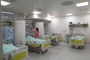 Modernizáciou priestorov došlo nielen k úprave celkového vzhľadu oddelenia, ale aj k zabezpečeniu vyššej formy poskytovania zdravotnej starostlivosti.
