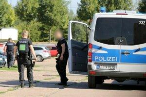 Nemecká polícia