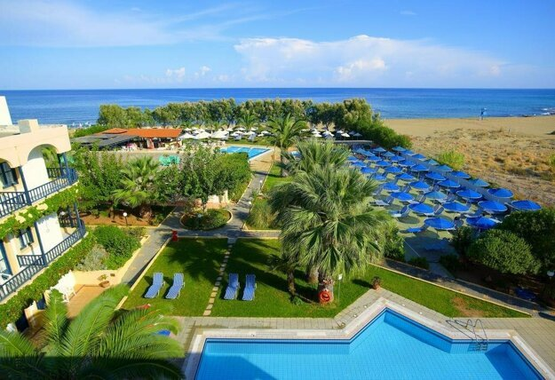Hotel Malia Bay Beach Hotel & Bungalows 3*