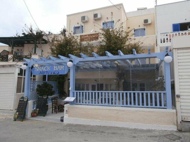 HotelNarkissos Hotel 2*