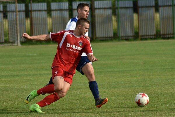 Víťazný gól Veľkých Revíšť v poslednom zápase zaznamenal Michal Janočko.