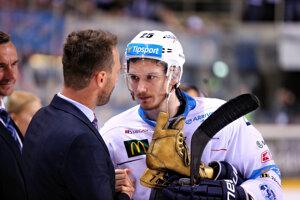 Samuel Buček sa nedostal do nominácie Slovenska na MS v hokeji 2019.