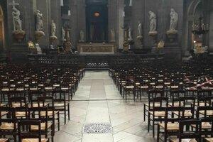 Kostol Saint Sulpice.