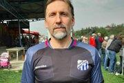 Peter Vrábel patrí v 46 rokoch medzi najskúsenejších hráčov v VII. lige Double Star Bet Juh.