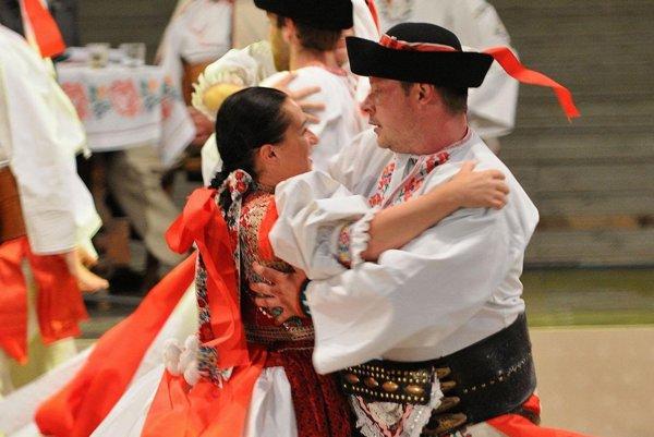 Folkloristi sa 1. augusta predstavia v dvoch obciach.