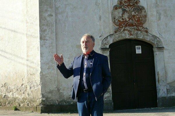 Aj Priekopčan Viliam Berník tlmočil viacero požiadaviek.
