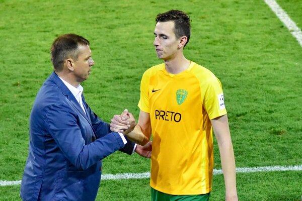 Filip Balaj strelil dva góly, ale v 112. minúte ho tréner Kentoš vystriedal.