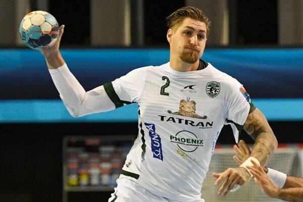 Oliver Rábek strelil osem gólov.
