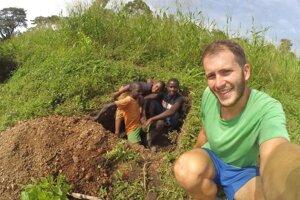 Patrik Štekel pomáhal vUgande tri mesiace. Vauguste sa do africkej krajiny vráti, strávi tu minimálne rok.