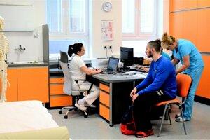 Lekárka Mária Semáneková si v Tepliciach otvorila chirurgickú ambulanciu.