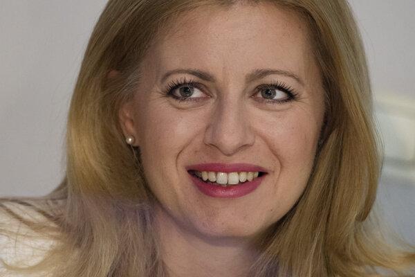 Zuzana Čaputová.