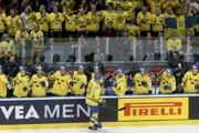 Švédsko na MS v hokeji 2019.
