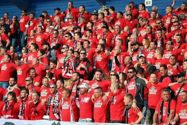 Trnavskí fanúšikovia
