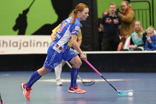 Denisa Ferenčíková odohrala uplynulú sezónu vo Fínsku.