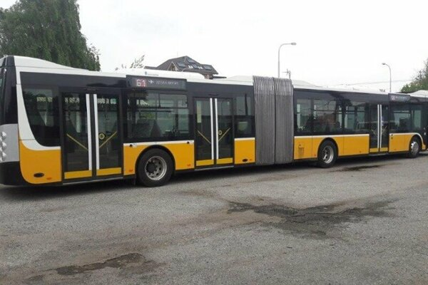 Autobus má zvýšiť komfort cestujúcim aj vodičovi.