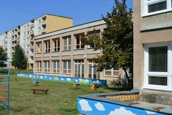 Materská škola na Daxnerovej ulici vo Fiľakove.