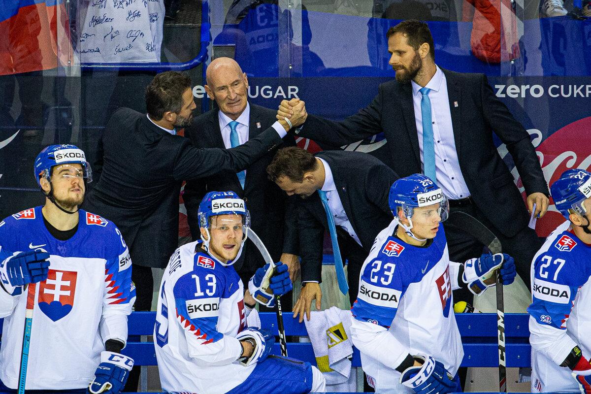 3fab1675c Craig Ramsay po Slovensko - Francúzsko (MS hokej 2019) - Šport SME