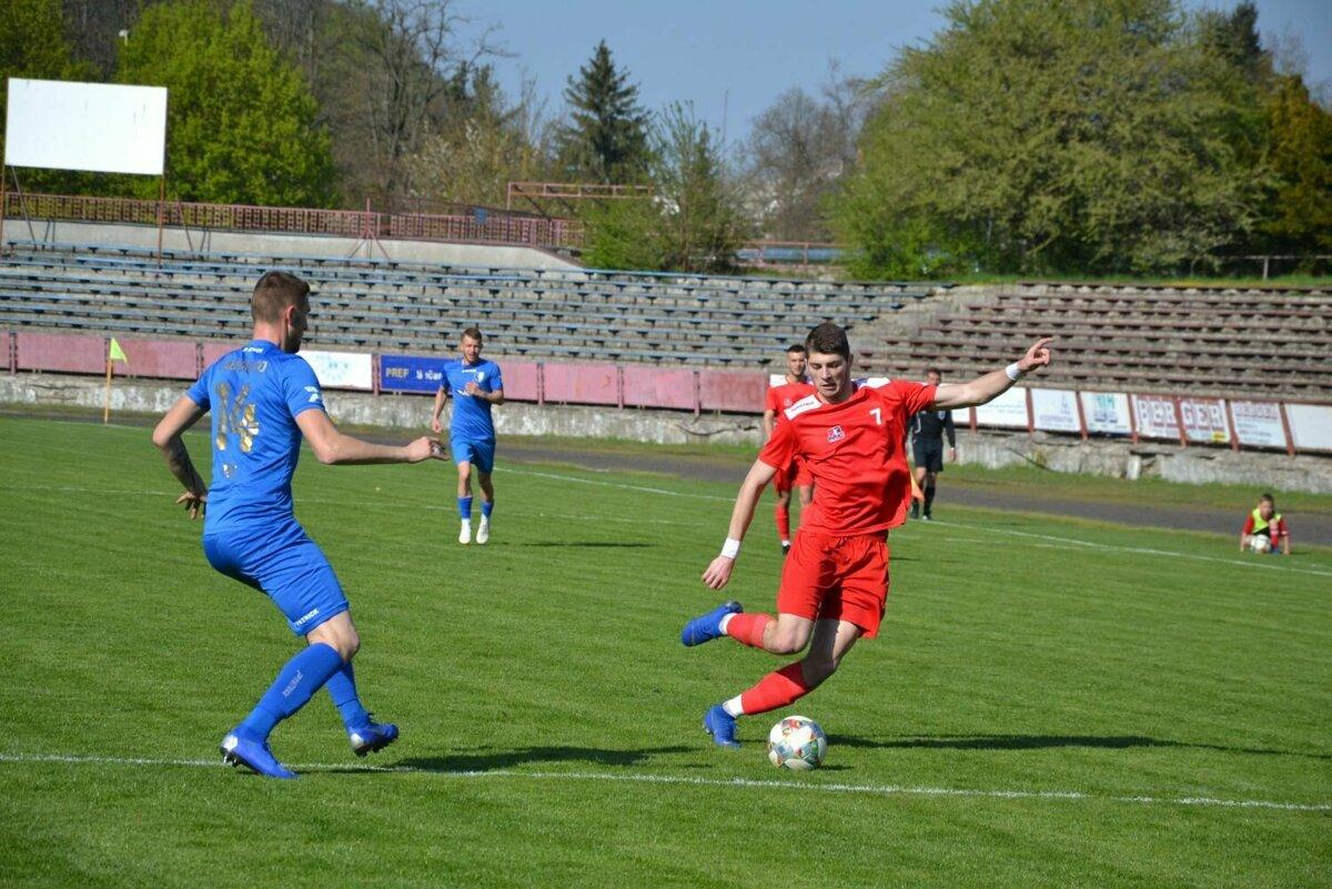 9fe52b3b40 Považská Bystrica (v červenom) hostí Spartak Trnava B.
