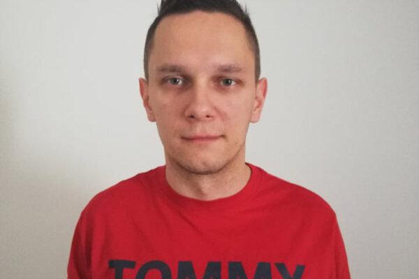 Radoslav Blažek, športový redaktor MY Kysuckých novín.