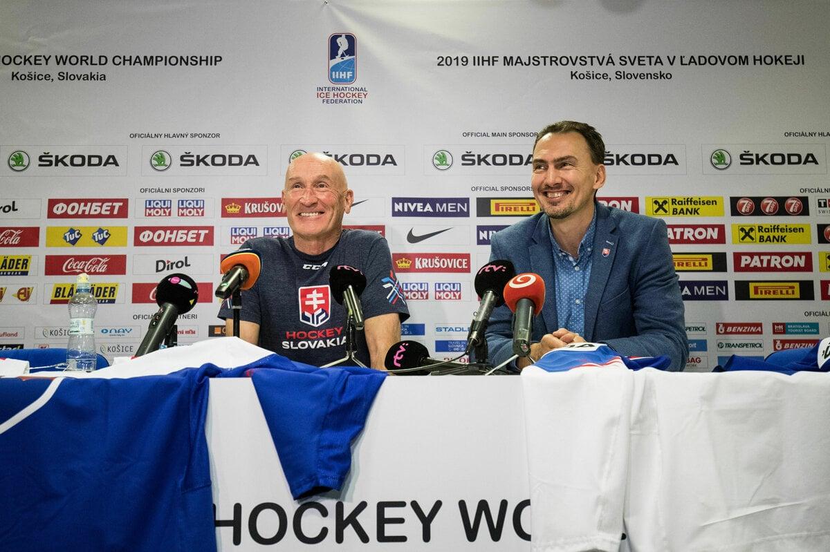 7bf2bcd9b Miroslav Šatan hodnotí Slovensko po MS v hokeji 2019 - Šport SME